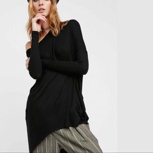 FREE PEOPLE-We the Free Grapevine Tunic. NWT